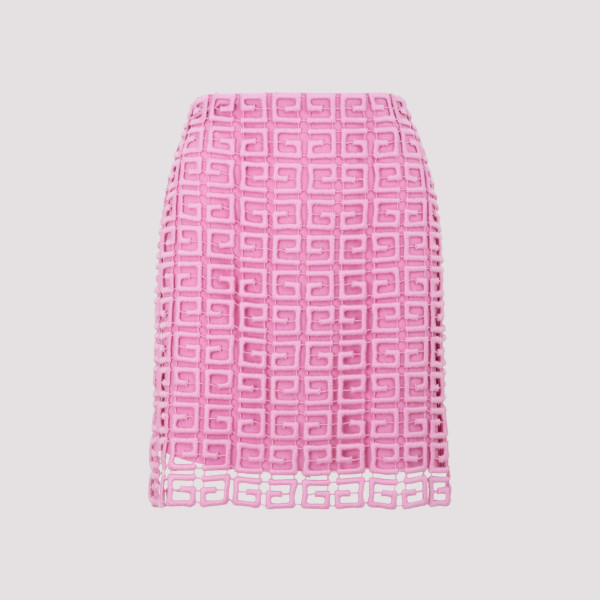 Givenchy Skirt in 4G guipure