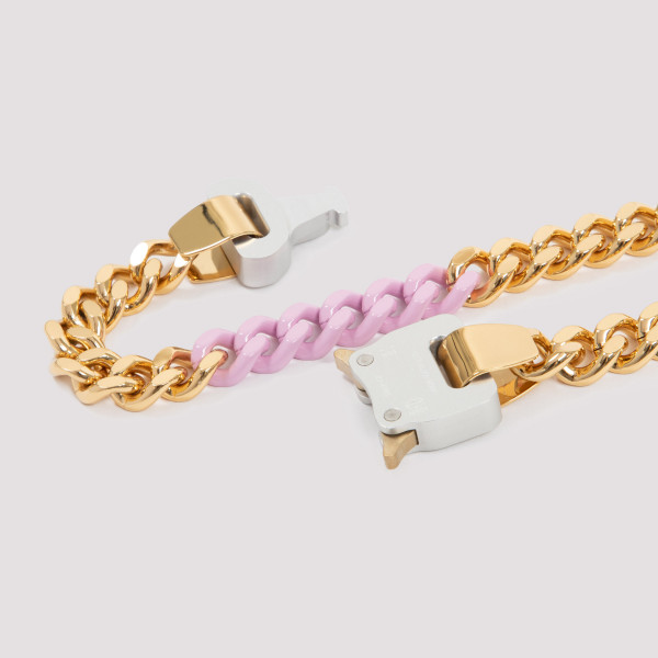 Alyx Colored Link Buckle Necklace