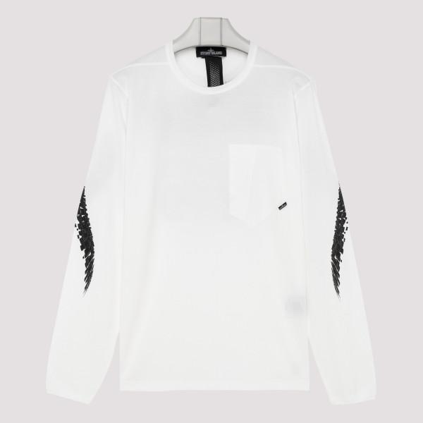 CXADO T-shirt in white
