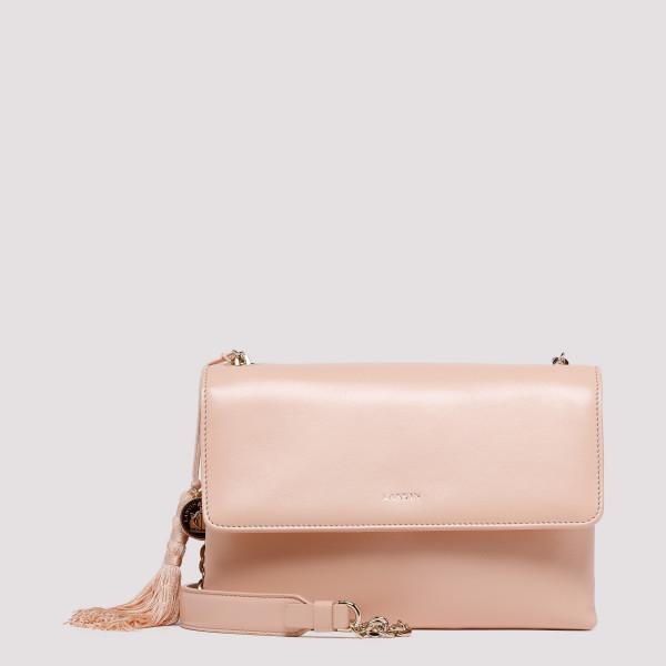 Pink leather Sugar shoulder...