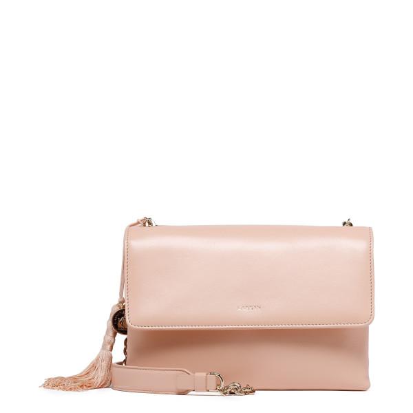 Pink leather Sugar shoulder bag