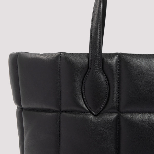 Khaite The Florence Leather Tote