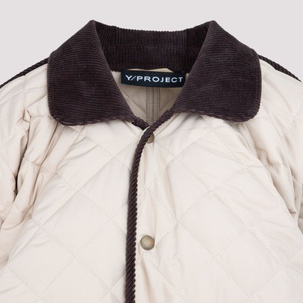 Y/Project Quilted Penguin Jacket