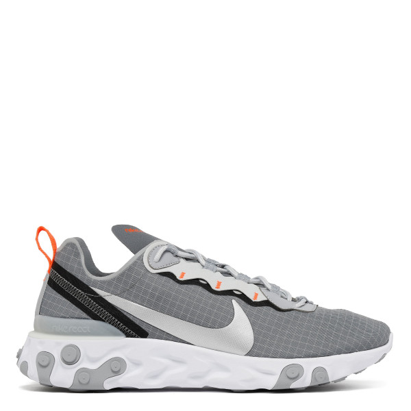 React Element 55 grey sneakers