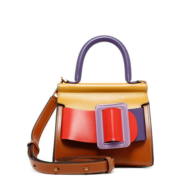Color block Karl 19 bag