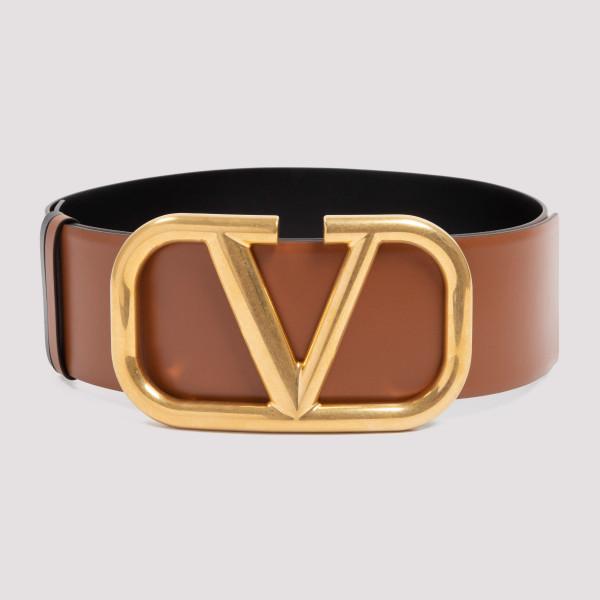 Valentino Garavani Leather...