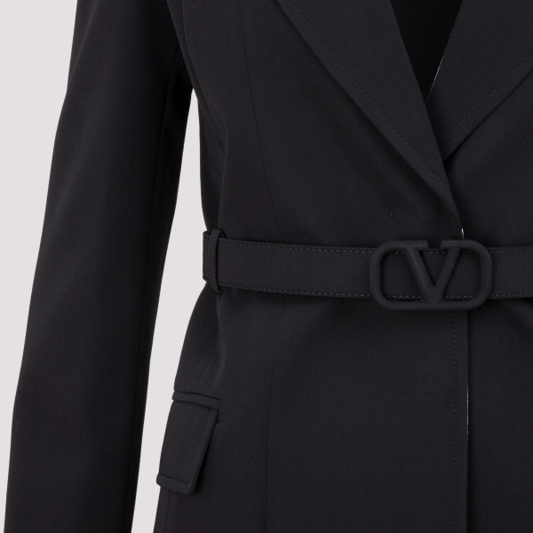 Valentino Fitted Jacket