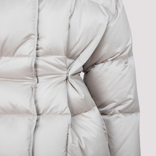 Givenchy Puffa Jacket With 4G Patch