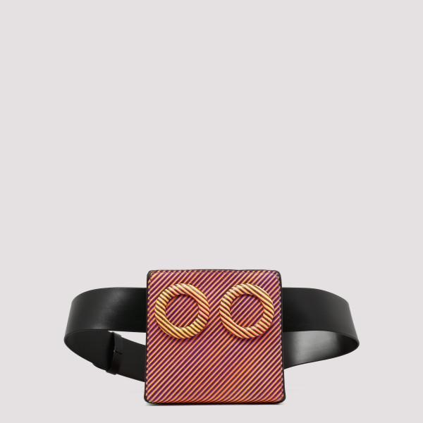Deon candied corduroy belt bag