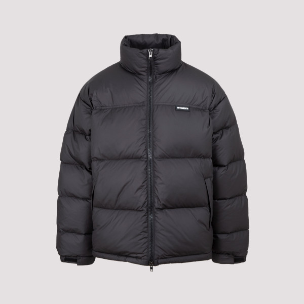 Vetements Down jacket with...