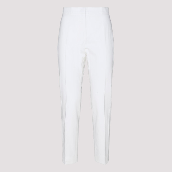 Papy white stretch cotton...