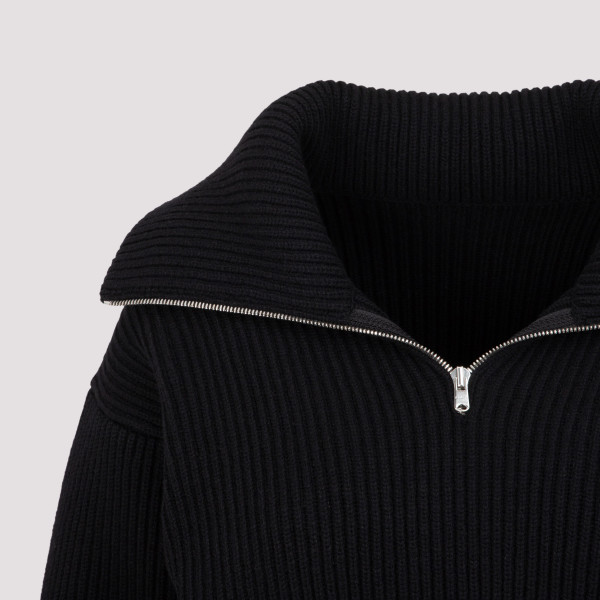 Alaïa Wool and Cashmere Sweater