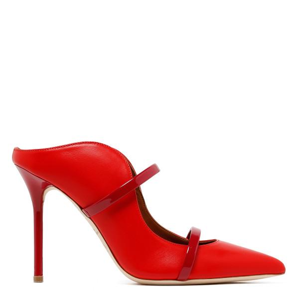 Red Maureen 100 pumps