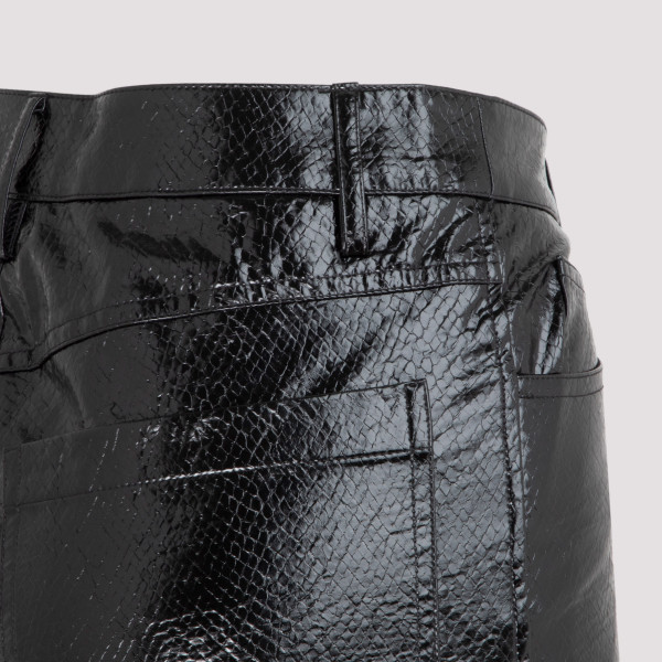 Rotate Rotie Leather Pants