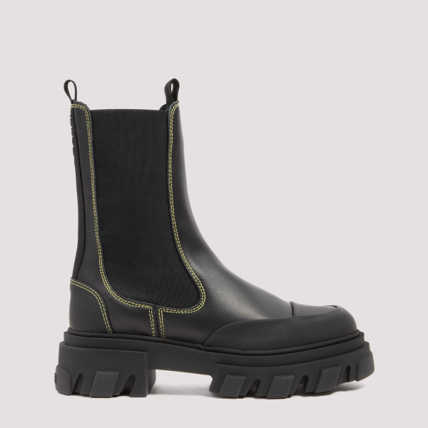 Ganni Mid Chelsea Ankle Boots