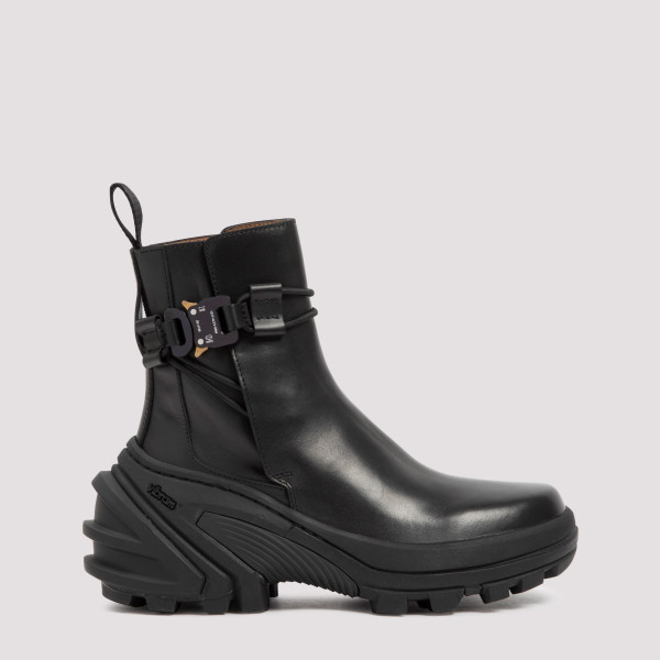 Alyx Low Buckle Boots With...