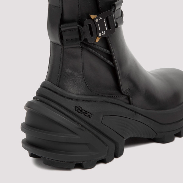 Alyx Low Buckle Boots With Fixed Sole