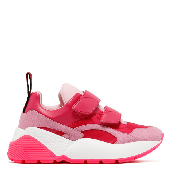 Eclypse pink and fuchsia sneakers