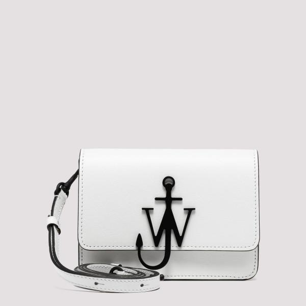 White Anchor logo bag
