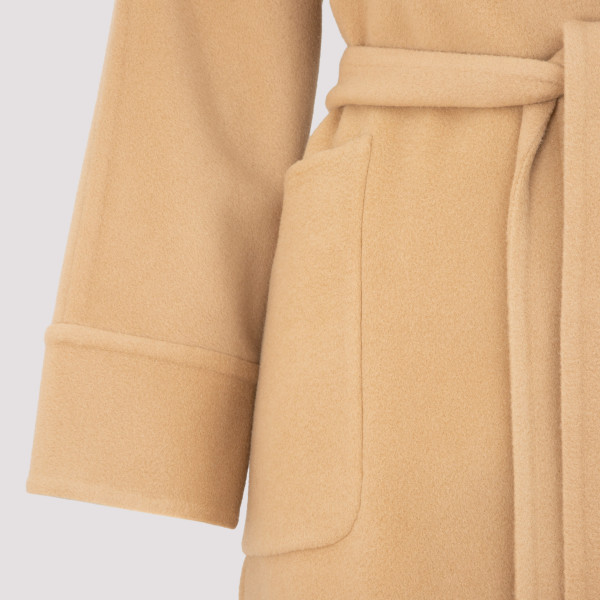 Lanvin Wool and Cashmere Coat