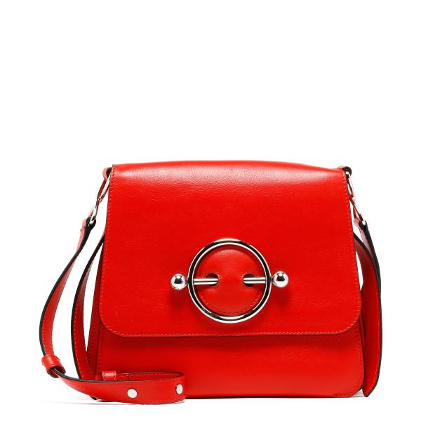 Scarlet red Disc bag