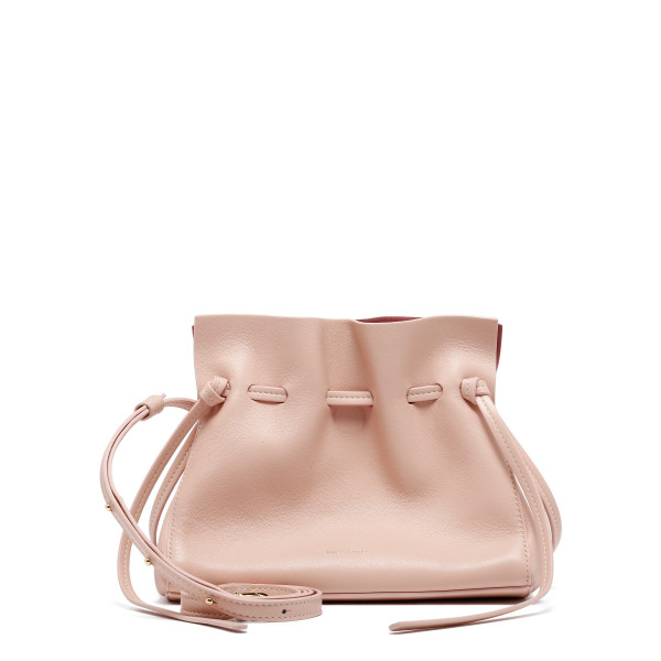 Pink and blush Lamb mini Protea bag