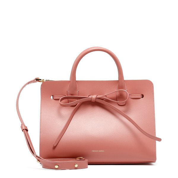 Blush pink mini Sun bag