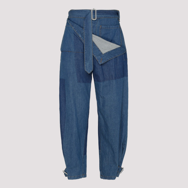 Blue denim cotton Utility...