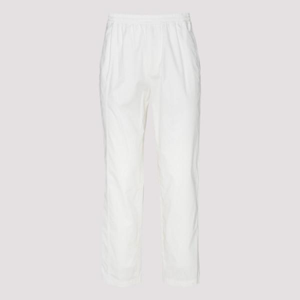 White sport pants