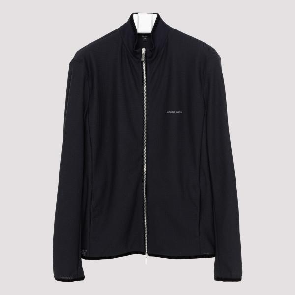 Mesh effect jacket