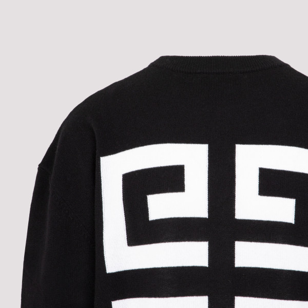 Givenchy 4G Sweater In Cashmere