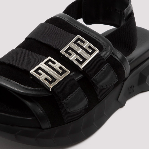 Givenchy Marshmallow Sandals In Rubber
