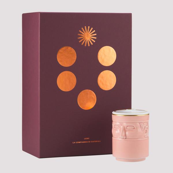 Ginori 1735 Seguace Candle With Lid