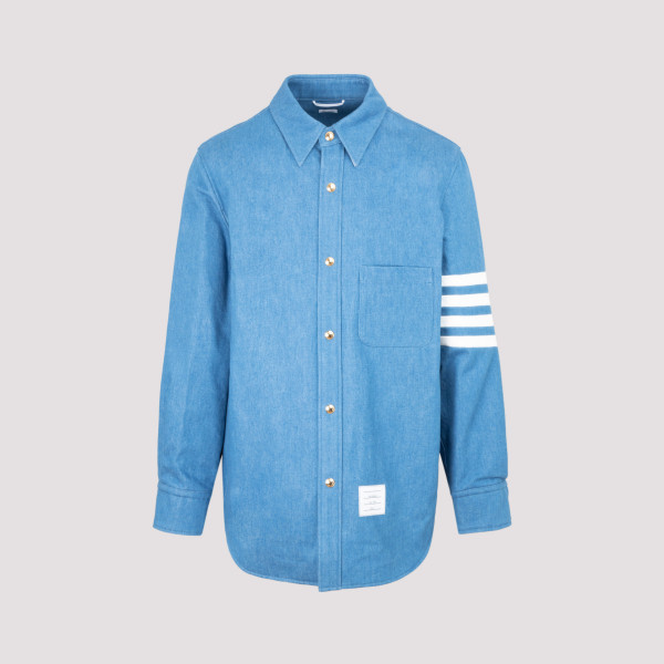 Thom Browne Snap Front Shirt