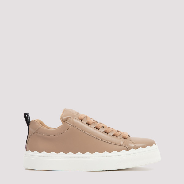 Chloé Leather Sneakers