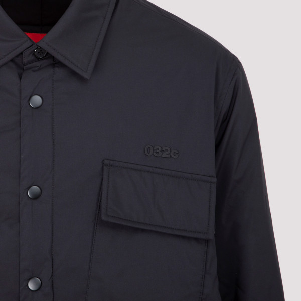 032C Padded Button Up Shirt