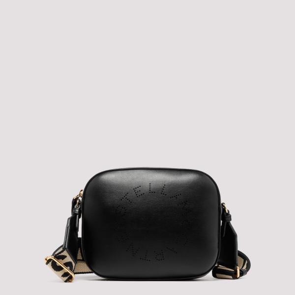 Black Stella Logo Mini Bag