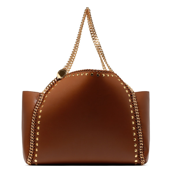 Falabella studded reversible tote bag