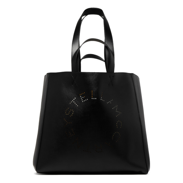 Black Stella Logo Bag