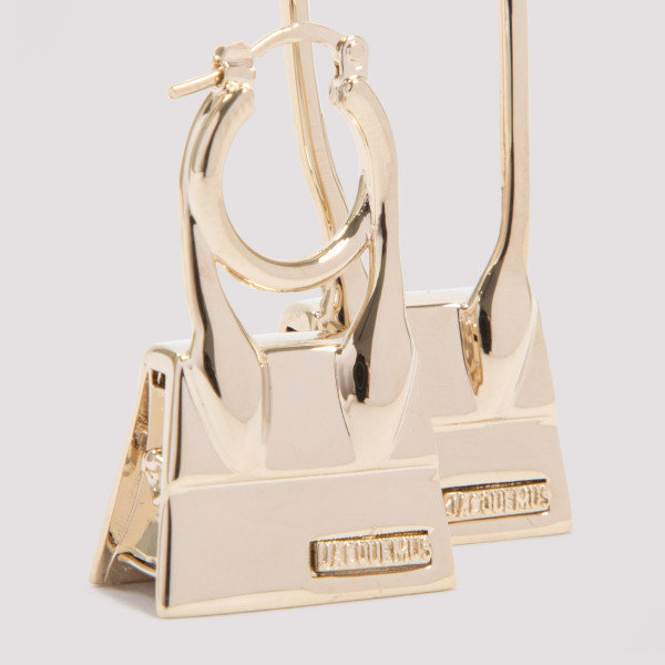 Jacquemus Le creoles chiquito noeud Earrings