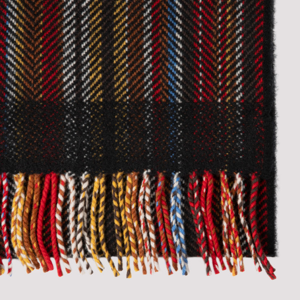 Paul Smith Wool and Cashmere Scarf
