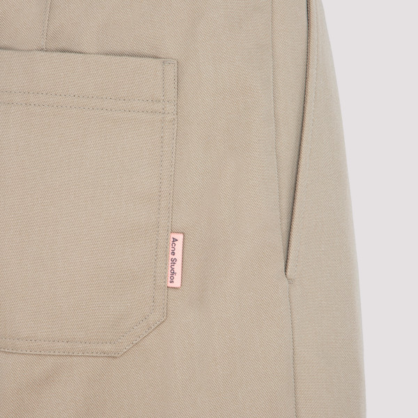 Acne Studios Pink label trousers