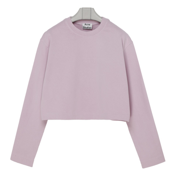 Odice light pink sweatshirt