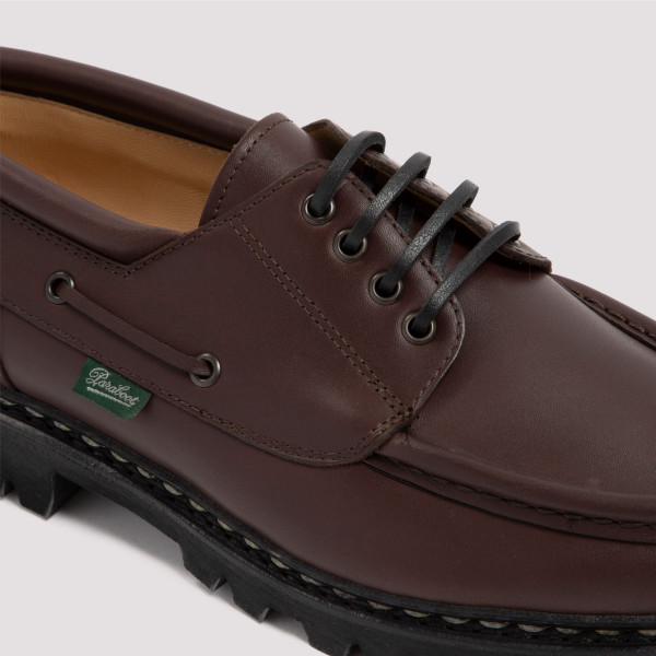 Paraboot Leather Chimey Shoes