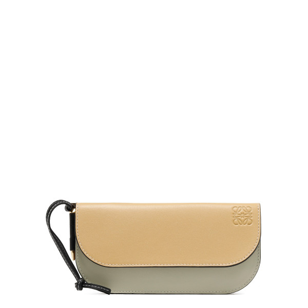 Two-tone Gate continental wallet