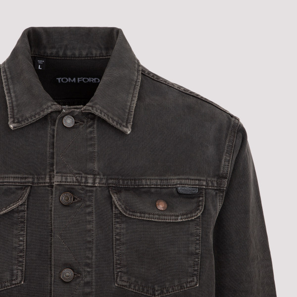 Tom Ford Western Cord Iconic Jacket