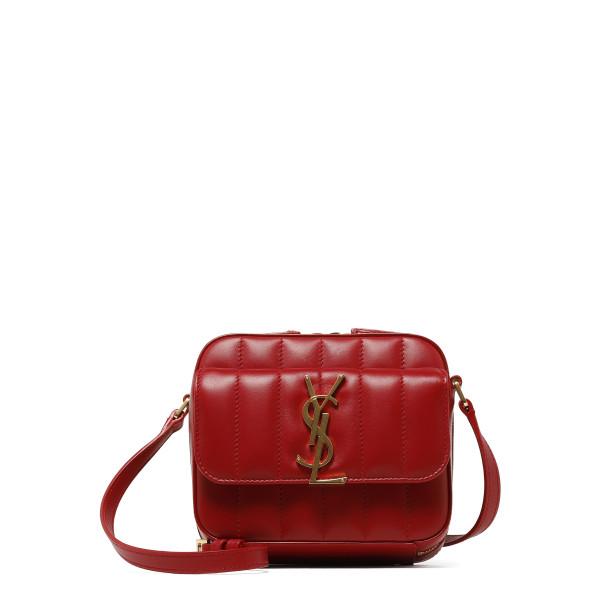 Red Vicky Toy camera bag