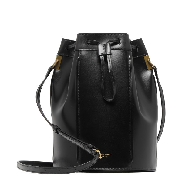 Black Talitha Medium bucket bag
