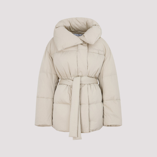 Acne Studios Belted puffer...