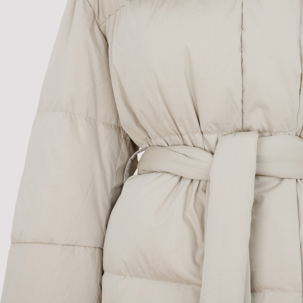 Acne Studios Belted puffer jacket